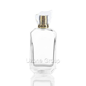 100ml Glass Perfume Bottle With Surlyn Cap And Sprayer