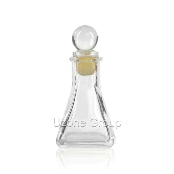 50ml Glass Reed Diffuser Bottle With Glass Ball Plug Featured Image