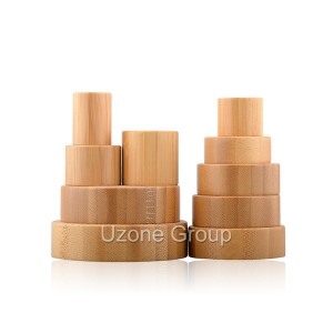 Bamboo Lid