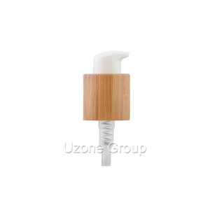 20/410 24/410 Bamboo/other wooden collar pump