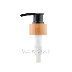 24/410 Bamboo/other wooden collar pump