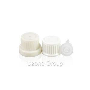 18mm brushed screw cap