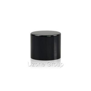 18mm black plastic lid