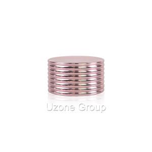 24mm threaded aluminium cap